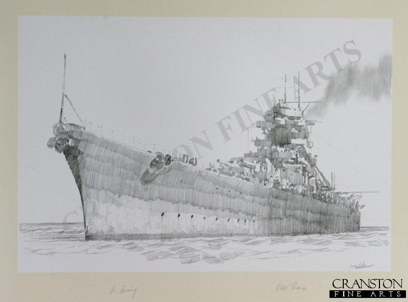 B0332P. Bismarck by Jason Askew.