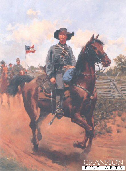 1st Virginia Cavalry 1st Virginia Cavalry 1861 by Jim Lancia Cranston Fine Arts