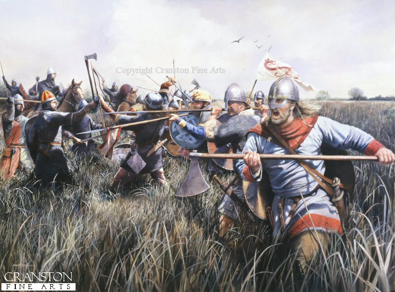 In the year 1070, Saxon England lay under Norman oppression. Only one last centre of resistance remained. The Isle of Ely in the Fenlands of East Anglia. Here, Hereward Leofricson, son of Earl Leofric and Lady Godiva, emerged as a warrior leader. Struggling against overwhelming odds in his defiance of the Normans. The legend of Hereward the Wake was born.
