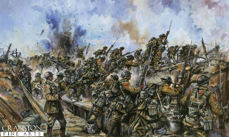 briti dodas uzbrukuma