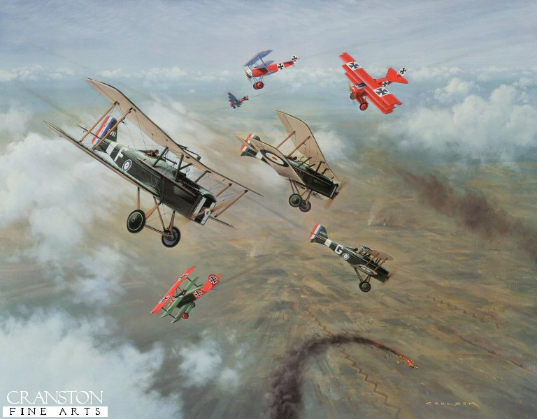 SE 5/5A ACES OF WORLD WAR 1 - OSPREY AIRCRAFT OF THE ACES 78 - NORMAN FRANKS