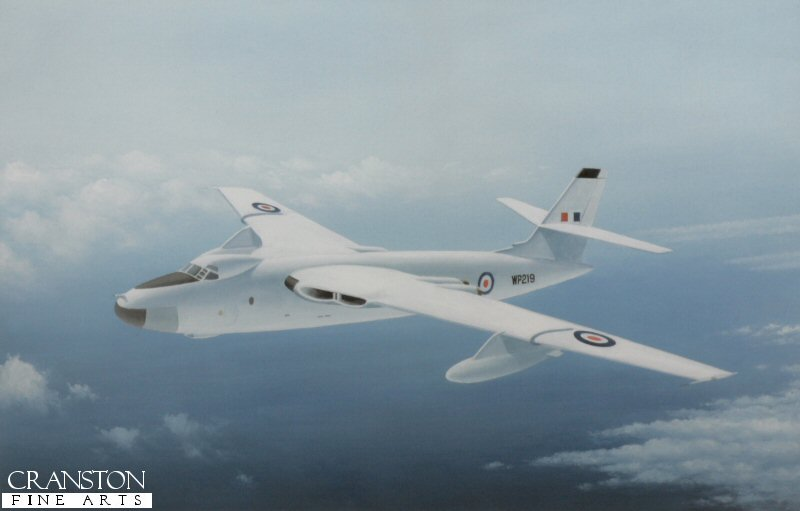 Valiant Bomber Aircraft