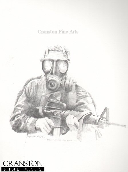 VAR632P.  S.A.S. Urban Counter-Terrorism by Chris Collingwood.