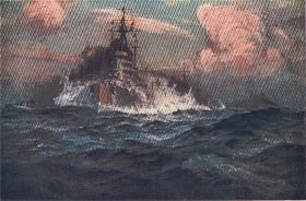 Britannia Supreme by Arthur J W Burgess.