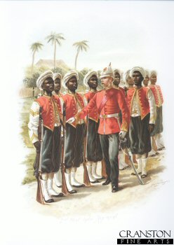 2nd West India Regiment by Harry Payne.