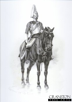 Lieutenant of the 2nd Life Guards by G L Seymour.