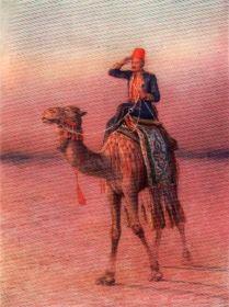 General Gordon Approaching the City of Dara by Howard Davie (P)