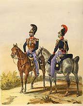 Königreich - Hannover Garde du Corps (P)