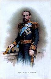 HRH The Duke of Edinburgh by Christian Symons (P)