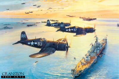 Victory Flyover by Robert Taylor.