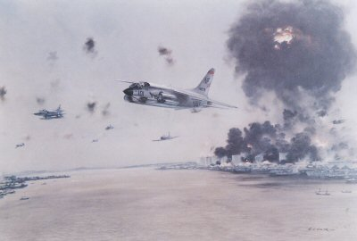 Operation Pierce Arrow by R G Smith.