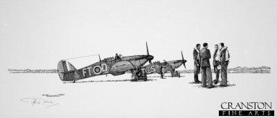 Hurricanes at the Ready by Graeme Lothian. (P)