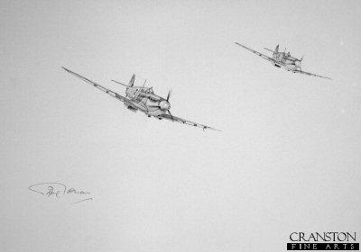 Supermarine Spitfire by Graeme Lothian. (P)