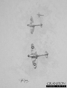 Spitfire Wing by Graeme Lothian. (P)