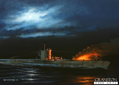 U-99  by Ivan Berryman. (P)