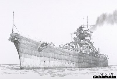 Bismarck�by Jason Askew. (P)