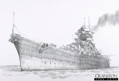 Bismarck by Jason Askew. (P)