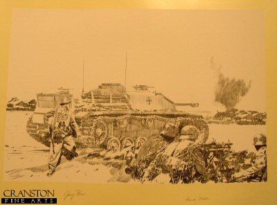 Stug - Operation Barbarossa by Jason Askew. (P)
