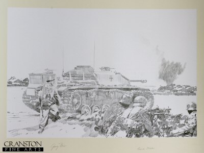 Stug - Operation Barbarossa by Jason Askew. (P)