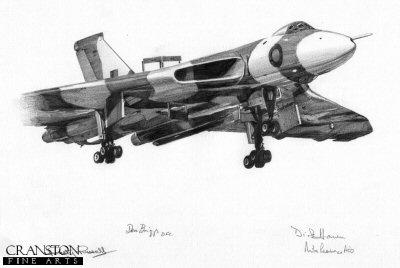 Vulcan Return by Ivan Berryman. (P)