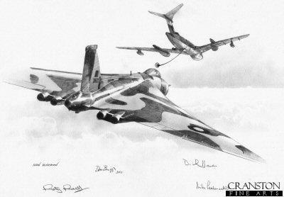 Vulcan Refuel by Ivan Berryman. (P)