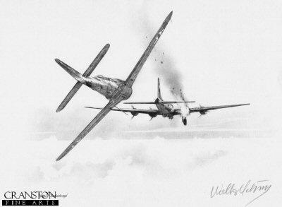 Focke Wulf Supremacy by Ivan Berryman. (P)