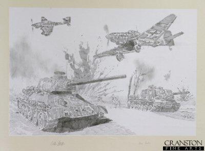 Stukas of SG2 by Jason Askew. (P)