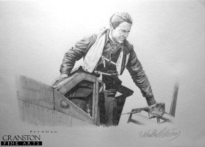 Walter Schuck by Brian Bateman. (P)