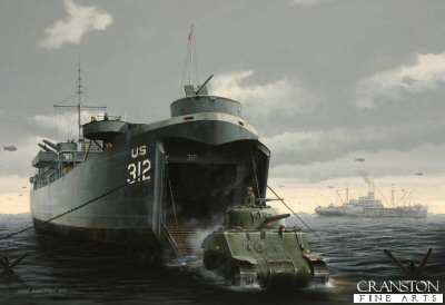 LCT 312 by Ivan Berryman.