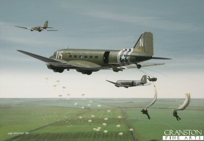 The Ubiquitous Dakota by Ivan Berryman.