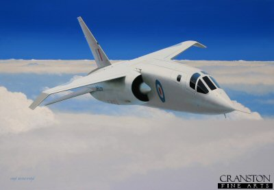Legend - TSR.2 by Ivan Berryman.