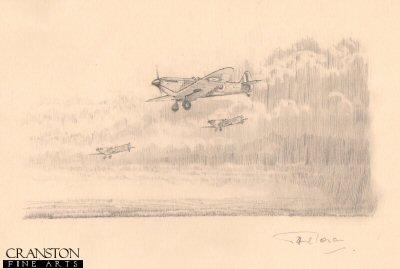 Spitfires by Graeme Lothian. (P)