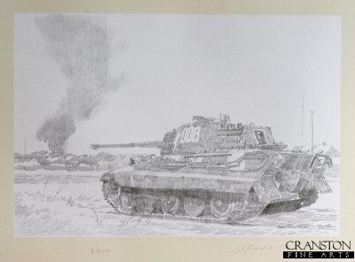 King Tiger 008 - Tribute to Joachim Peiper by Jason Askew. (P)