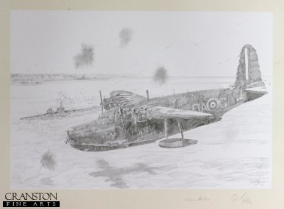 Tribute to the Crews of Coastal Command - the Sinking of U-426 by Jason Askew. (P)