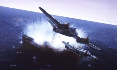 Seastrike by Ivan Berryman