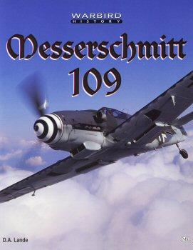 Messerschmitt 109 by D A Lande.