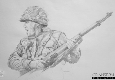 101st Airborne by Chris Collingwood.