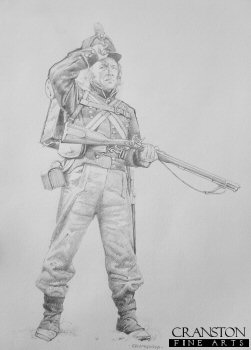 95th Rifleman by Chris Collingwood.