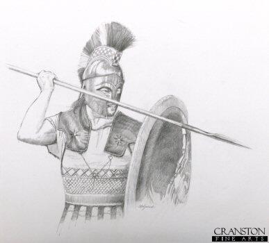 Spartan by Chris Collingwood. (P)
