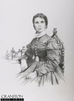 A Mother of the American Civil War by Chris Collingwood (P)