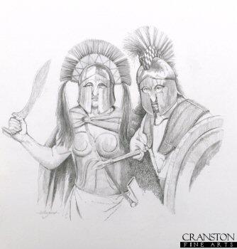 Spartans by Chris Collingwood. (P)