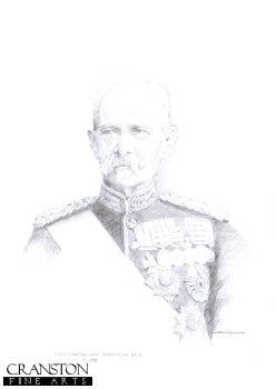 Field Marshal Lord Roberts V.C. , G.C.B. c.1899 by Chris Collingwood.