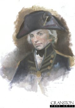 Nelson, 1799 in Full dress by Chris Collingwood.