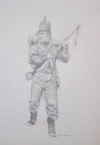 95th Rifles by Chris Collingwood.