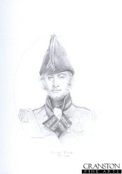 Sir John Moore 1761 - 1809 by Chris Collingwood.