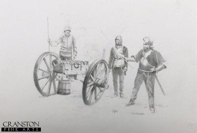 1461, Gunpowder by Chris Collingwood (P)