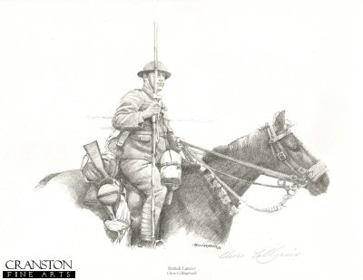 British Lancer by Chris Collingwood.