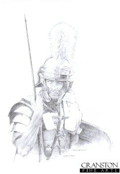 Roman Legionary by Chris Collingwood.