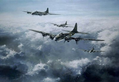 Memphis Belle by Robert Taylor