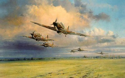 Hurricane Scramble by Robert Taylor